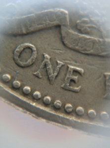 coin close-up
